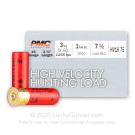"16 Gauge - 2-3/4"" 1-1/8oz. #7-1/2 Shot - PMC High Velocity Hunting Load - 250 Rounds"