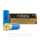 "12 Gauge - 2-3/4"" LE Tactical 1oz Slug - Federal - 5 Rounds"