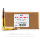 5.56x45 - 62 Grain Spire Point - Hornady Frontier - 200 Rounds