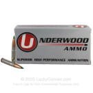 300 AAC Blackout - 125 Grain Ballistic Tip - Underwood - 20 Rounds