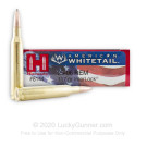 25-06 - 117 Grain SP - Hornady American Whitetail - 20 Rounds