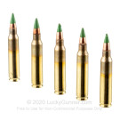 5.56x45 - 62 Grain FMJ M855 - Winchester USA - 1000 Rounds (Loose Pack)