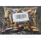 38 Super - Mixed Brass and Nickel Plated Ammo - 100 Rounds