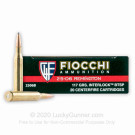 25-06 - 117 Grain SP-BT - Fiocchi - 20 Rounds