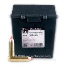 450 Bushmaster - 250 Grain FTX - Hornady BLACK - 150 Rounds in Field Box