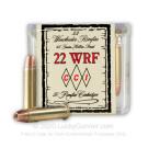 22 Winchester Rimfire - 45 Grain JHP - CCI - 50 Rounds