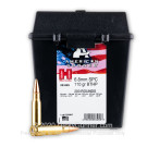 6.8 Remington SPC - 110 Grain HPBT - Hornady American Gunner - 200 Rounds in Field Box
