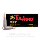 7.62x39mm - 122 Grain HP - Tula - 40 Rounds