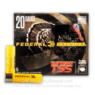 "20 Gauge - 3"" 1-1/2oz. #7 Tungsten Shot - Federal Heavyweight TSS - 5 Rounds"