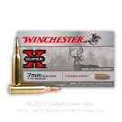 7mm Remington Magnum - 175 gr PP - Winchester Super-X - 20 Rounds