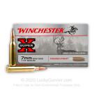 7mm Remington Magnum - 175 gr PP - Winchester Super-X - 20 Rounds