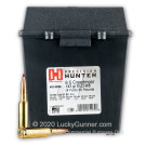 6.5 Creedmoor - 143 Grain ELD-X - Hornady Precision Hunter - 80 Rounds in Field Box