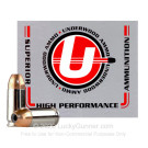9mm - +P+ 124 Grain JHP - Underwood - 20 Rounds