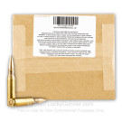 7.62x51mm - 149 gr FMJ M80 - Lake City - 500