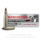 7mm-08 - 140 Grain Polymer Tip - Winchester Deer Season XP - 20 Rounds
