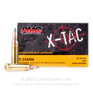 5.56x45 - 62 Grain FMJ M855 - PMC - 1000 Rounds