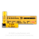 "20 Gauge - 3"" 1-1/2oz. #9 Shot - Federal Heavyweight TSS - 5 Rounds"