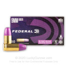 9mm - 147 Grain Total Synthetic Jacket FN - Federal Syntech Training Match - 50 Rounds