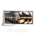 375 H&H Magnum - 300 Grain Nosler Partition SP - Federal Vital-Shok - 20 Rounds