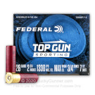 "28 Gauge - 2-3/4"" 3/4oz. #7.5 Shot - Federal Top Gun Sporting - 25 Rounds"