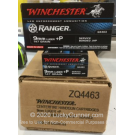9mm - +P 147 Grain Bonded JHP - Winchester Ranger - 500 Rounds