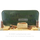 7.62x54r - 148 Grain FMJ - Romanian Military Surplus (Corrosive) - 440 Rounds in Spam Can