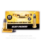 22 Winchester Automatic - 45 gr LRN - Aguila - 500 Rounds - (Model 1903 Rifle Only!)