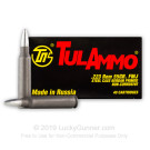 223 Rem - 55 Grain Full Metal Jacket - Tula - 1000 Rounds