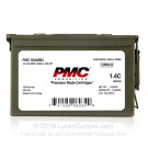 50 Cal BMG - 660 gr FMJBT - PMC - Ammo Can - 100 Rounds