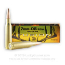 7mm-08 Rem - 140 gr Fusion - Federal Fusion - 20 Rounds