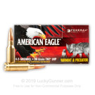 6.5 Grendel - 90 Grain JHP TNT - Federal American Eagle - 50 Rounds