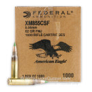 5.56x45 - 62 gr FMJ XM855 - Lake City - 1000 Rounds