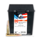 300 AAC Blackout - 125 Grain HP - Hornady - 200 Rounds in Field Box