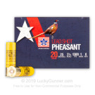"20 Gauge - 2-3/4"" 1oz. #6 Shot - Stars & Stripes - 250 Rounds"