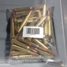 270 Win - Mixed Brass and Nickel Plated Loaded Ammunition - 50 Rounds