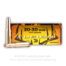 30-30 Win - 170 gr Fusion - Federal Fusion - 200 Rounds