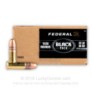 22 LR - 36 Grain CPHP - Federal Black - 1600 Rounds