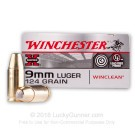 9mm - 124 gr BEB - Winclean - 500 Rounds