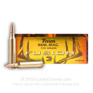 7mm Rem Mag - 175 Grain Fusion - Federal Fusion - 20 Rounds
