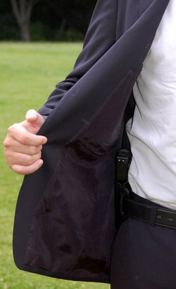Concealed Carry Guide - How To Carry A Concealed Weapon With