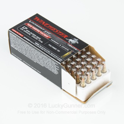 17 WSM Ammunition