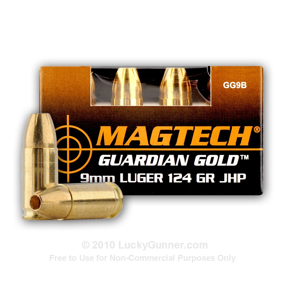 Magtech Ammo Review