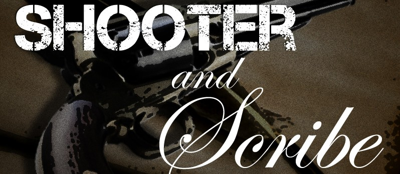 Shooter and Scribe graphic